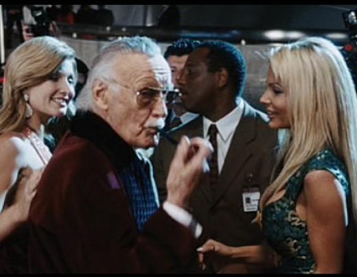 Stan Lee en Iron Man 1