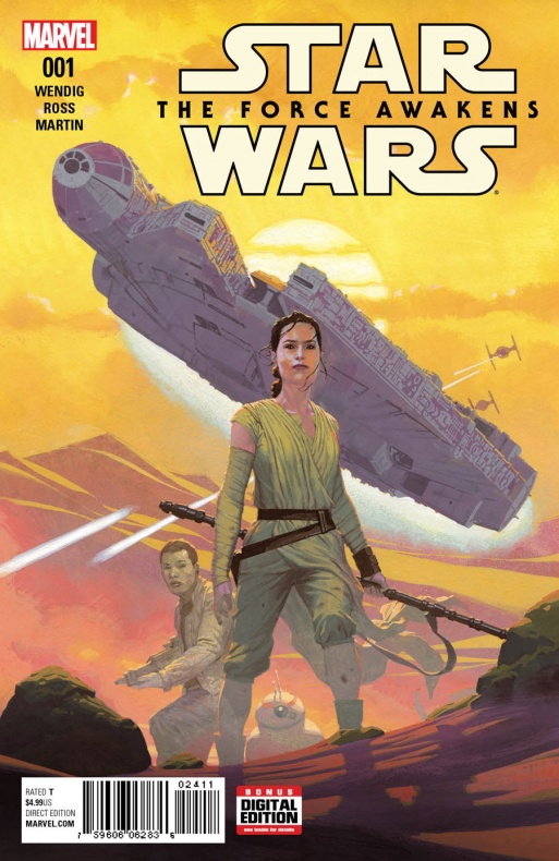 Star Wars The Force Awakens 1 Cover 42ef4