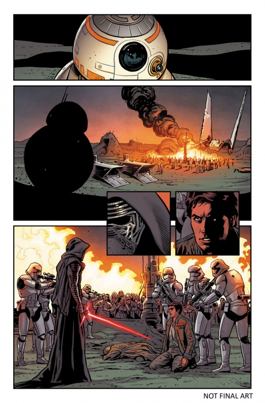Star Wars The Force Awakens 1 Preview 1 b7b66