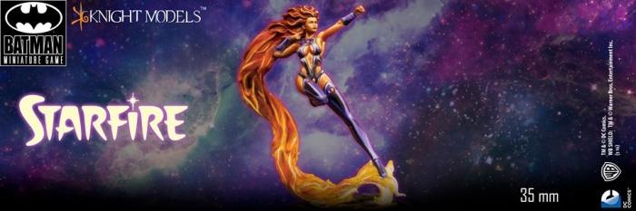 Starfire Knight Models