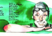 Un cómic con 22 medallas paralímpicas