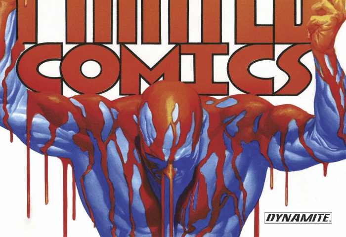 The Art of Painted Comics Destacada