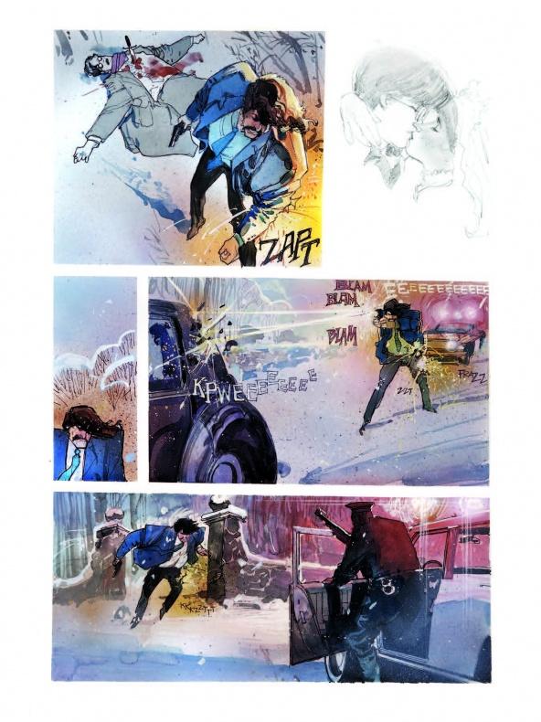 The Art of Painted Comics Página interior (10)