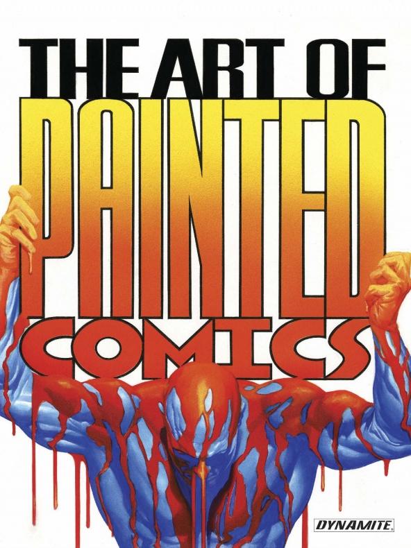 The Art of Painted Comics Portada de Alex Ross