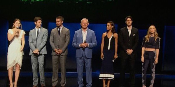 The CW upfronts 2016