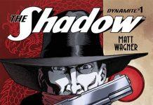 The Shadow Death of Margo Lane Destacada