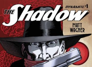 The Shadow Death of Margo Lane Destacada