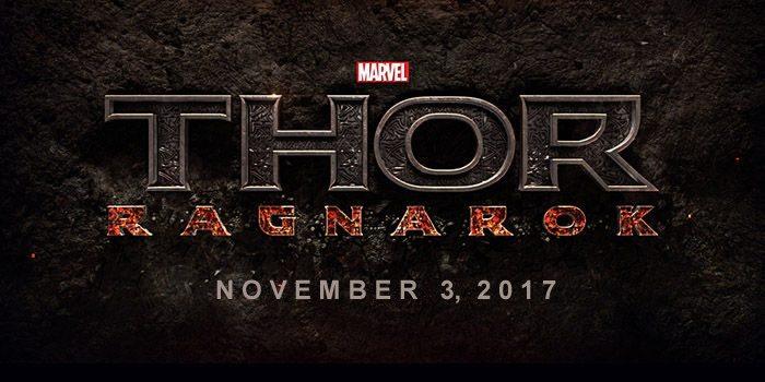 Thor Ragnarok - fecha corregida
