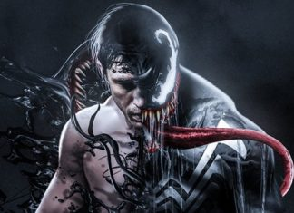 Tom Hardy - Venom (Bosslogic)