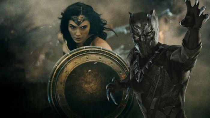 Wonder Woman - Black Panther
