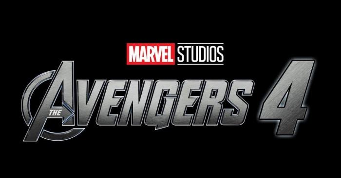 avengers 4 - logo no oficial