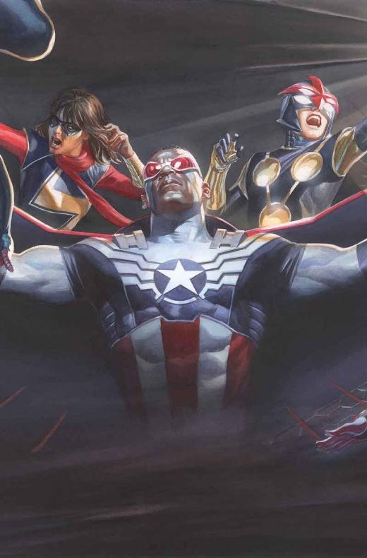 avengers annual 1