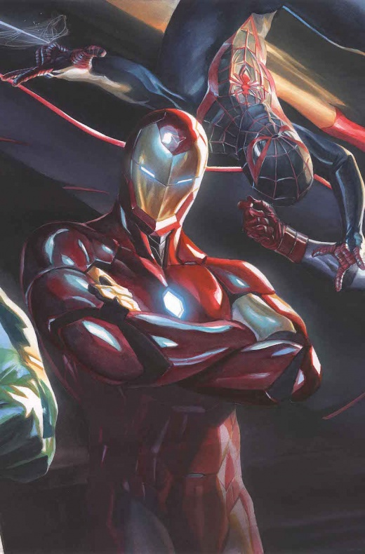 avengers annual 1 var