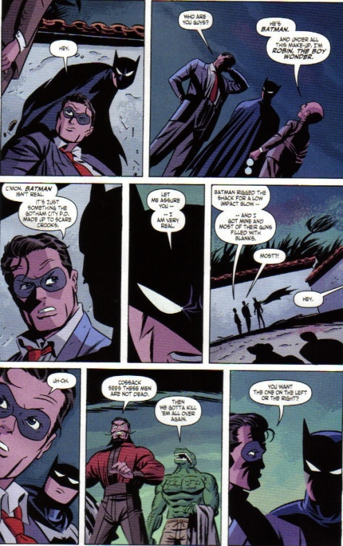 batman spirit