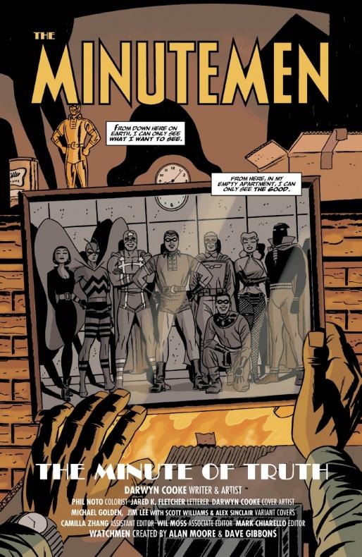 before watchmen 6