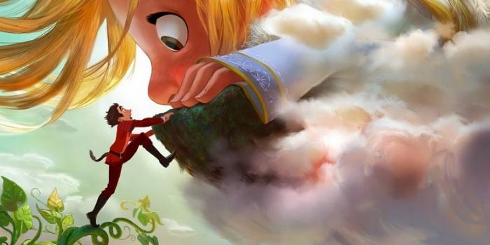 Gigantic - Disney - Jack y las habichuelas mágicas