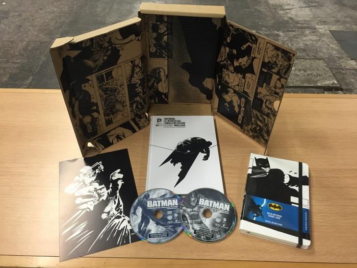 El regreso del Caballero Oscuro Edición 30 Aniversario