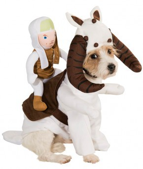 movies tauntaun dog costume large