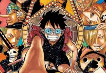 one piece gold portada