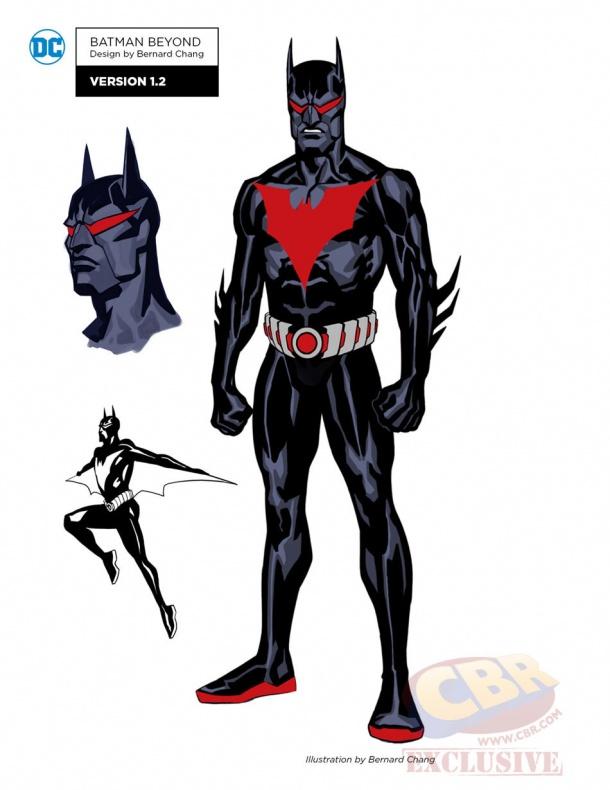 rebirth batman beyond 5432e