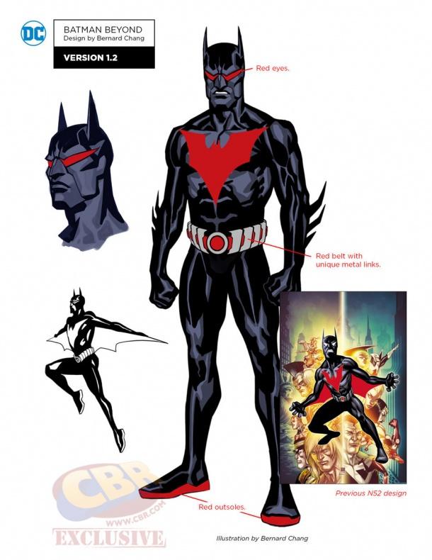 rebirth batman beyond notes d98a3