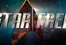 Star Trek - logo nueva serie tv
