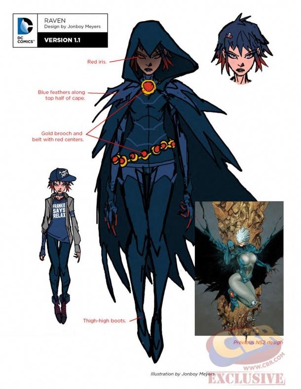 teen titans dc rebirth raven 2