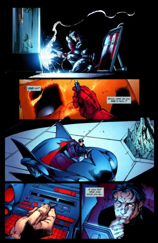 11 historias de cómic jamás resueltas Grayson Voladores 01