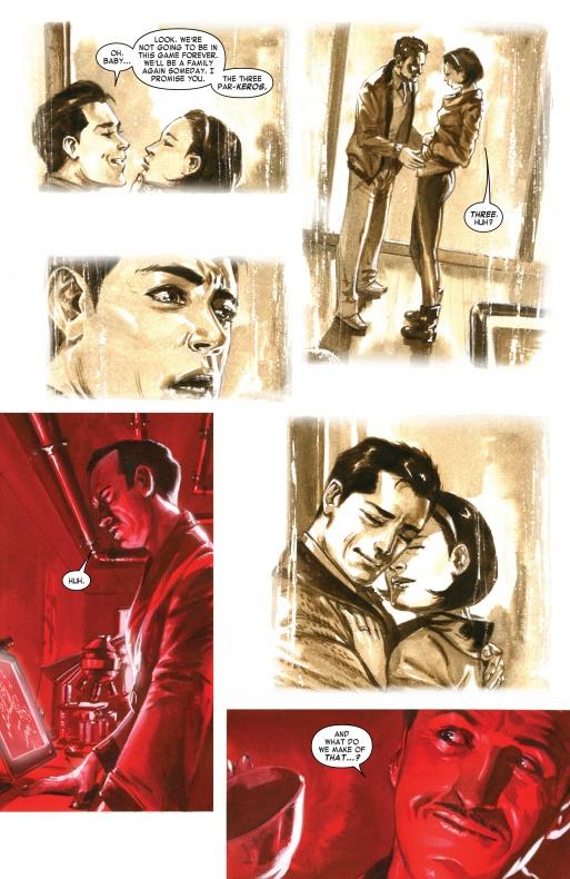 11 historias de cómic jamás resueltas Hermana spiderman