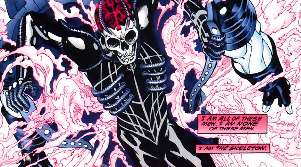 11 historias de cómic jamás resueltas Skelleton