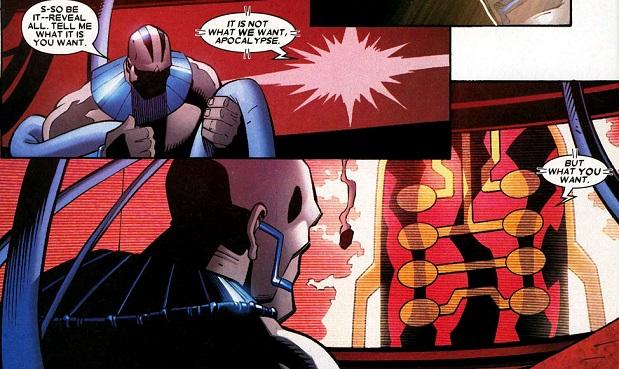 11 historias de cómic jamás resueltas trato Apocalipsis Celestiales