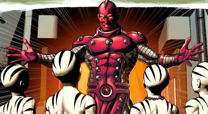 12 Villanos de comic que deberían aparecer en la gran pantalla principal Alto Evolucionador