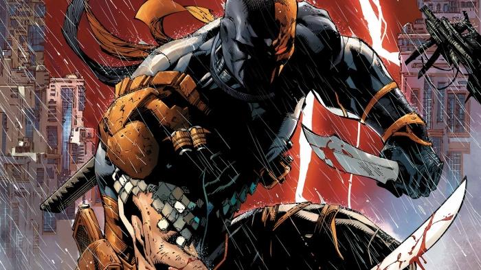 12 Villanos de comic que deberían aparecer en la gran pantalla principal Deathstroke