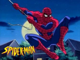 12 series de dibujos profundas Spiderman animated series