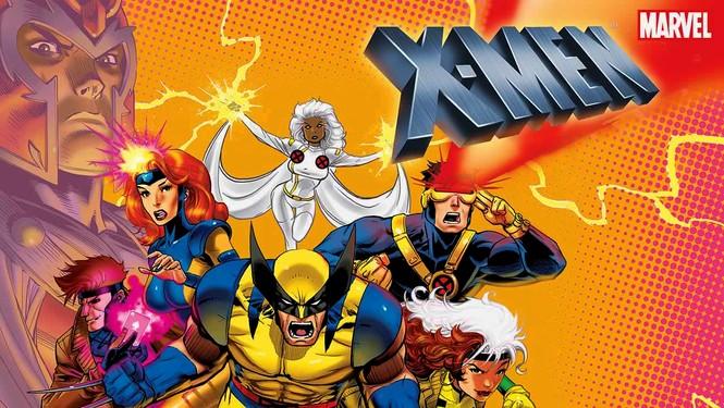 12 series de dibujos profundas X-Men