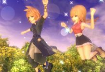 world of final fantasy_protagonistas