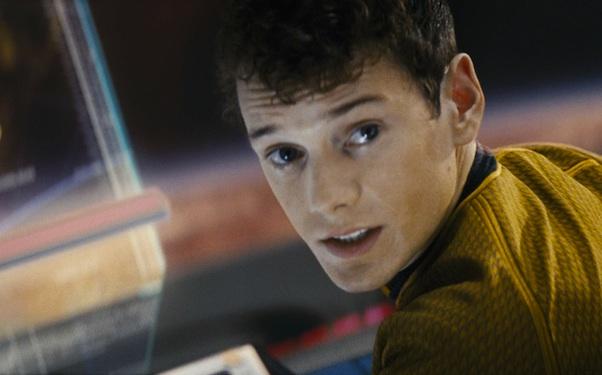 Anton Yelchin - Star Trek