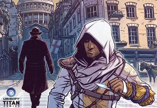 Assassin's Creed Last Descendants Locus destacada