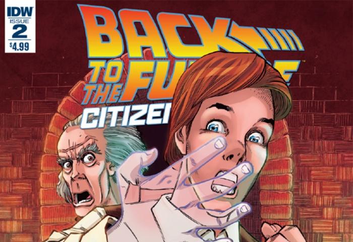 Back to the Future Citizen Brown Destacada