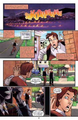 Back to the Future Citizen Brown Página interior (3)
