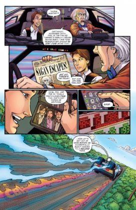 Back to the Future Citizen Brown Página interior (6)