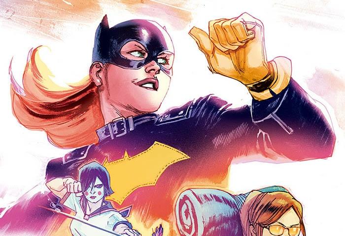 Batgirl Destacada