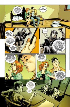 Batgirl Página interior (5)