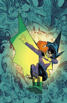 Batgirl Portada alternativa de Francis Manapul