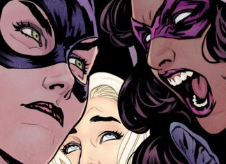Batgirl and the Birds of Prey Rebirth Destacada