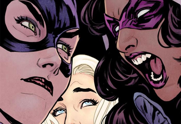 Batgirl and the Birds of Prey Rebirth Destacada