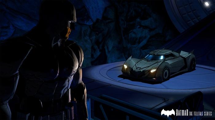 Batman The Telltale Series 3
