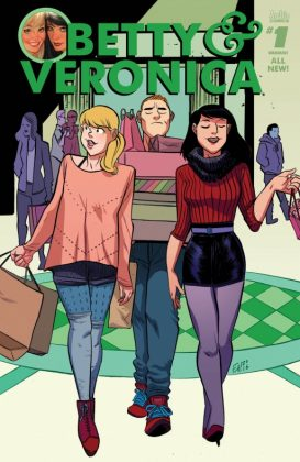 Betty & Veronica Portada de Erica Henderson
