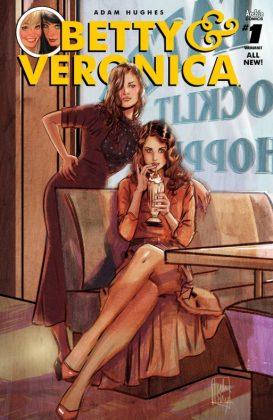 Betty & Veronica Portada de Tula Lotay