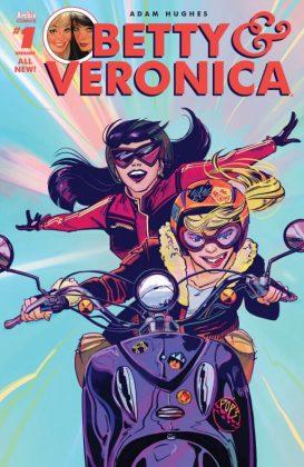 Betty & Veronica Portada de Veronica Fish